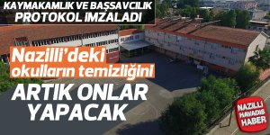 Okulların temizliğini hükümlüler yapacak