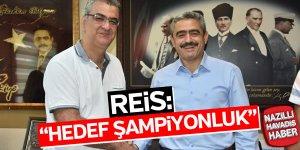 Haluk Alıcık '' Hedef Şampiyonluk ''