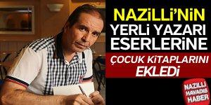 Nazilli'nin Eğitimci Yazarı kitaplarını tanıttı
