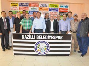 Nazilli'de 'Taşkın Güngör' Dönemi Başladı