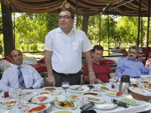 'İNCİR'İ TANITIM TOPLANTISINDA 'İNCİR' UNUTULDU