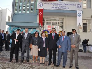 AYDIN'IN DOĞUSU İNGİLİZCE'Yİ NAZİLLİ'DE ÖĞRENECEK