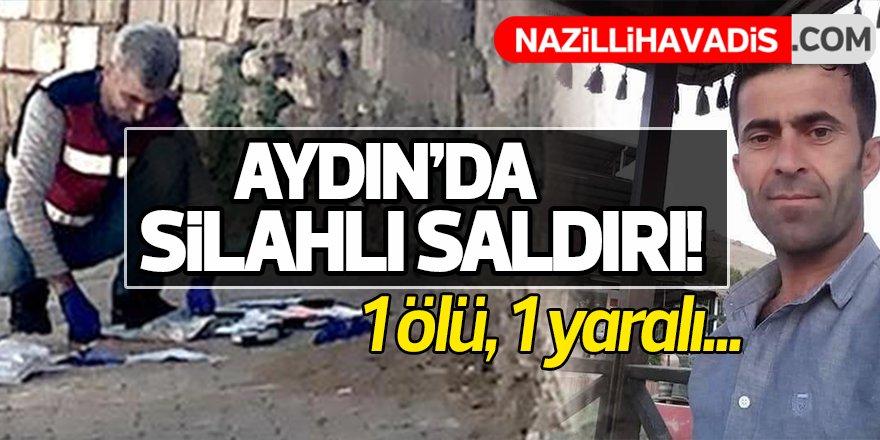 Aydın'da eve silahlı saldırı!