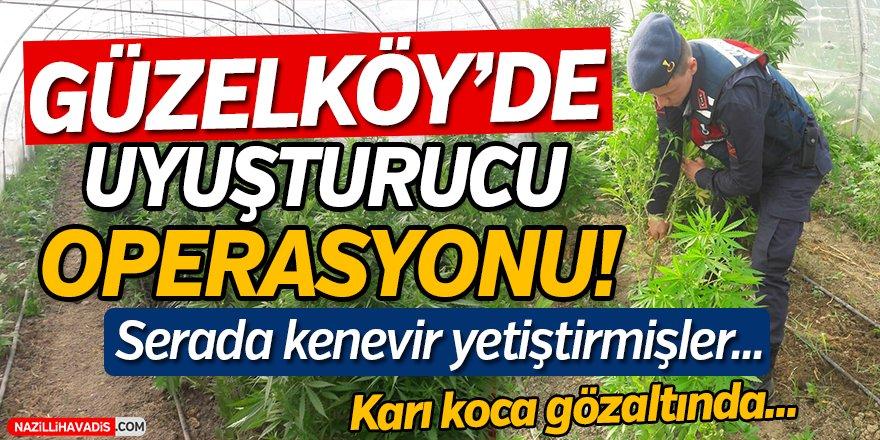 Güzelköy'de Uyuşturucu Operasyonu!