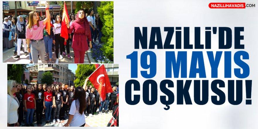 Nazilli'de 19 Mayıs Coşkusu!