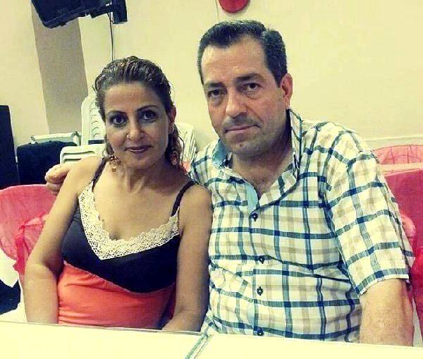 Boşanma aşamasındaki eşini öldürüp intihar etti