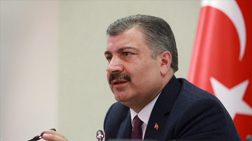 Sağlık Bakanı Koca: Şu anda pozitif çıkan yeni vakalarımız var