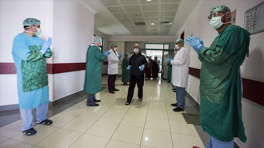 Türkiye'de Kovid-19'dan iyileşen hasta sayısı 128 bine yaklaştı