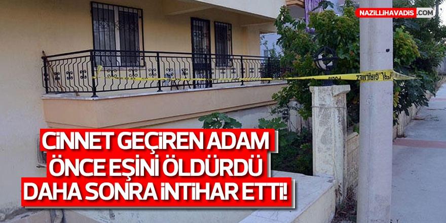 Aydın'da emekli astsubay cinnet geçirdi!