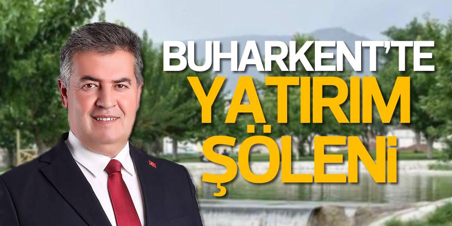 Buharkent'te Yatırım Şöleni