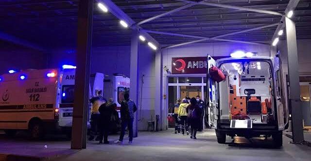 Nazilli'de silahlı kavga: 1 kişi yaralandı