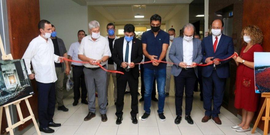 """Aydın'da """"Anadolu Ajansı Fotoğraflarıyla 15 Temmuz Sergisi"""" açıldı"""