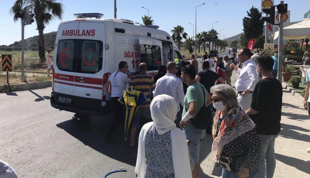Aydın'da Kazada yaralanan Eylem Emir, yaşam savaşını kaybetti