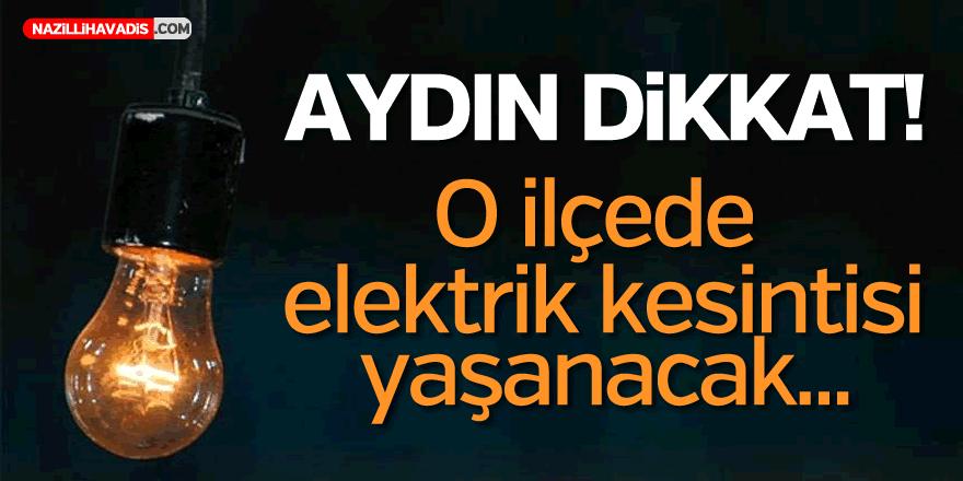 AYDINLILAR DİKKAT!