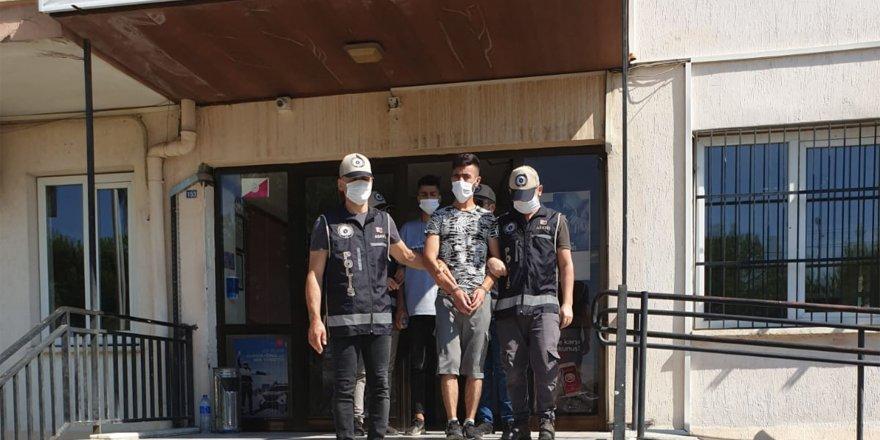 Nazilli'de Hırsızlara Geçit Yok