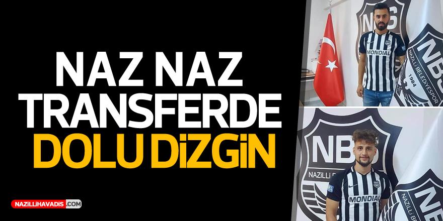 Nazilli Belediyespor Transferde Dolu Dizgin