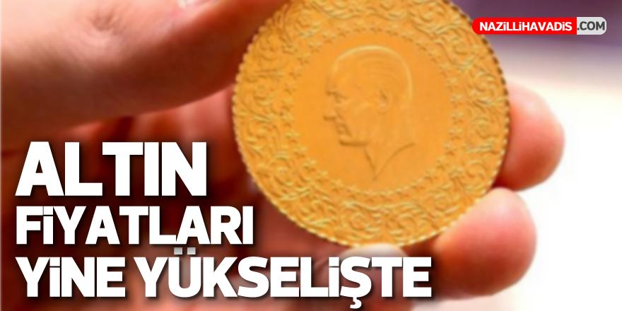 GRAM ALTIN ÇILDIRDI!