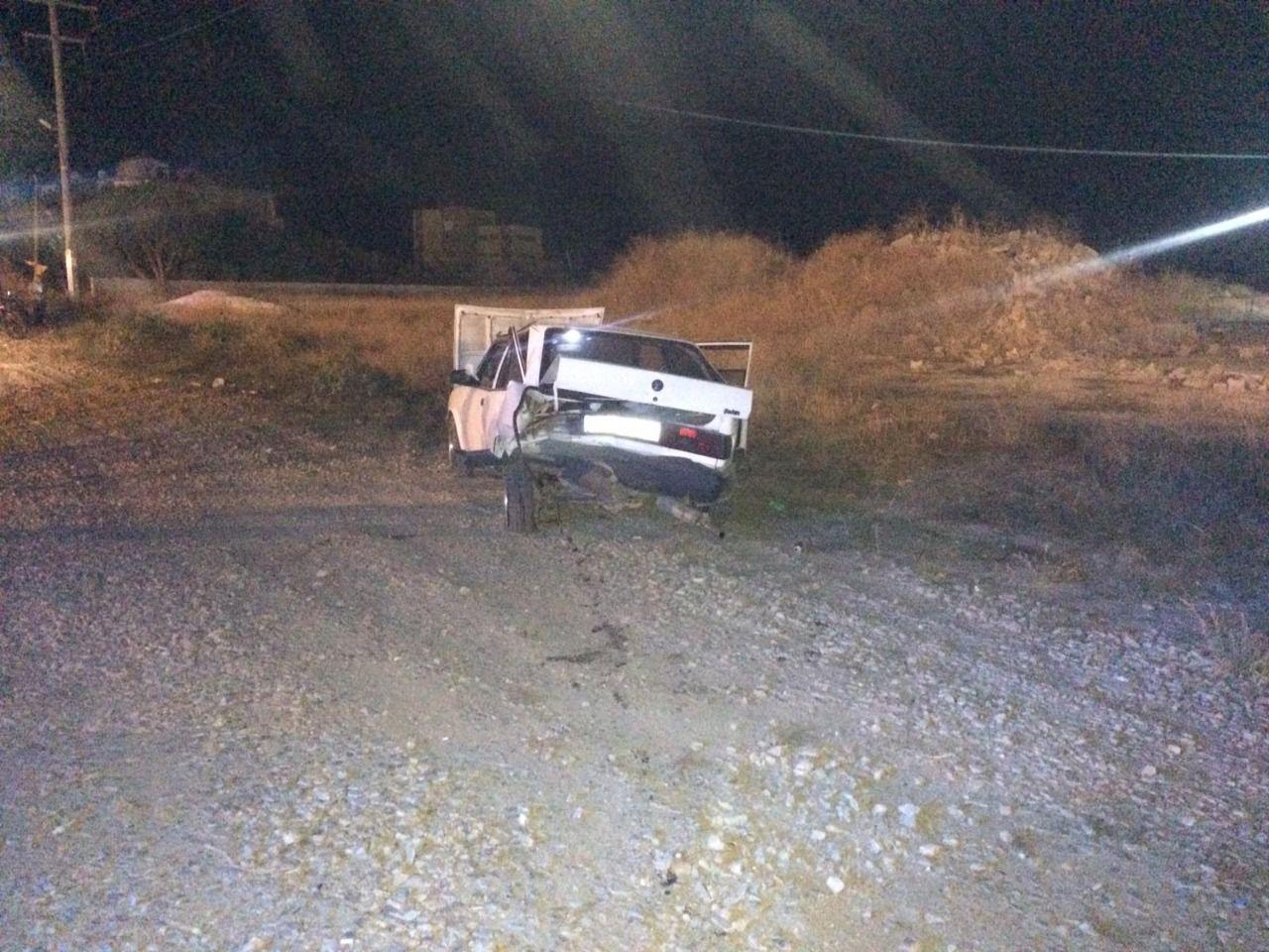 Aydın'da feci kaza; 4 yaralı