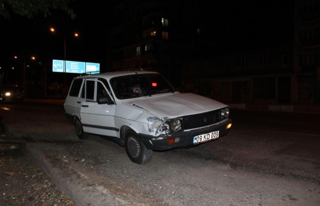 Aydın'da otomobil ile motosiklet çarpıştı: 1 yaralı