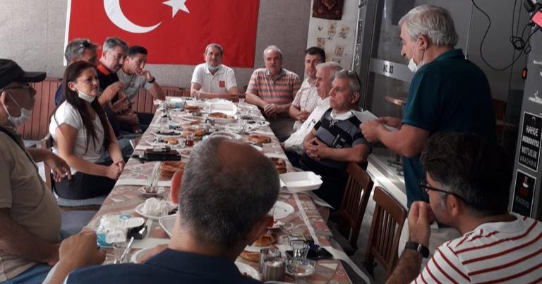 Nazilli'de Afyonlular Derneği'nden Birlik Beraberlik Mesajı