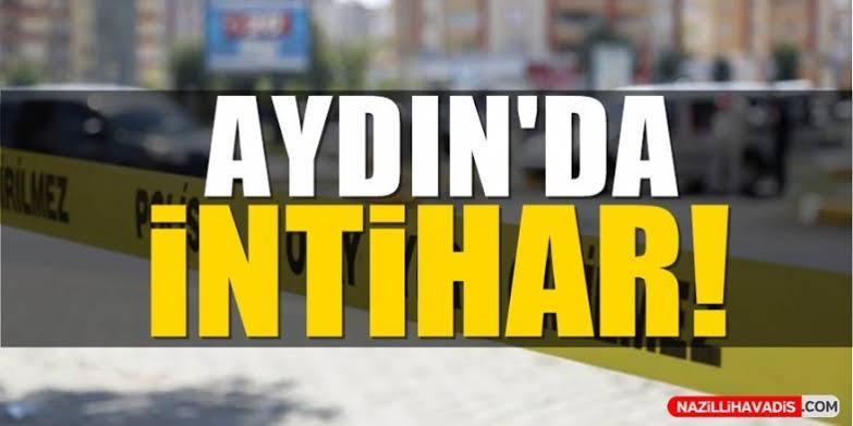 AYDIN'DA YAŞLI ADAM KENDİNİ İPLE ASTI