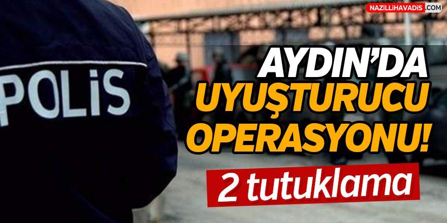 Aydın'da Zehir Tacirlerine Geçit Yok