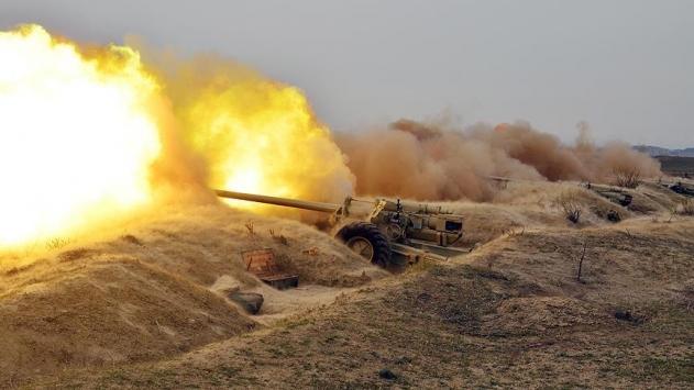 Ermenistan Azerbaycan'a saldırdı! Sivil can kayıpları var