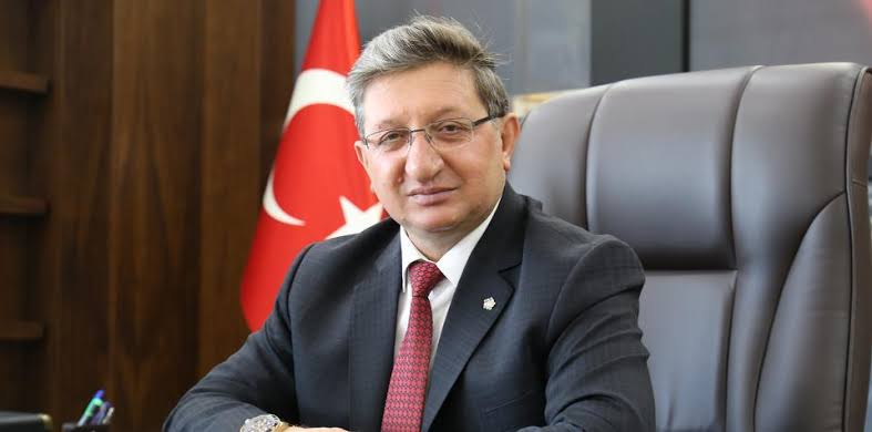 """Nazilli'de Cumhur İttifakı'nın adayı """"Nuri Arslan"""""""