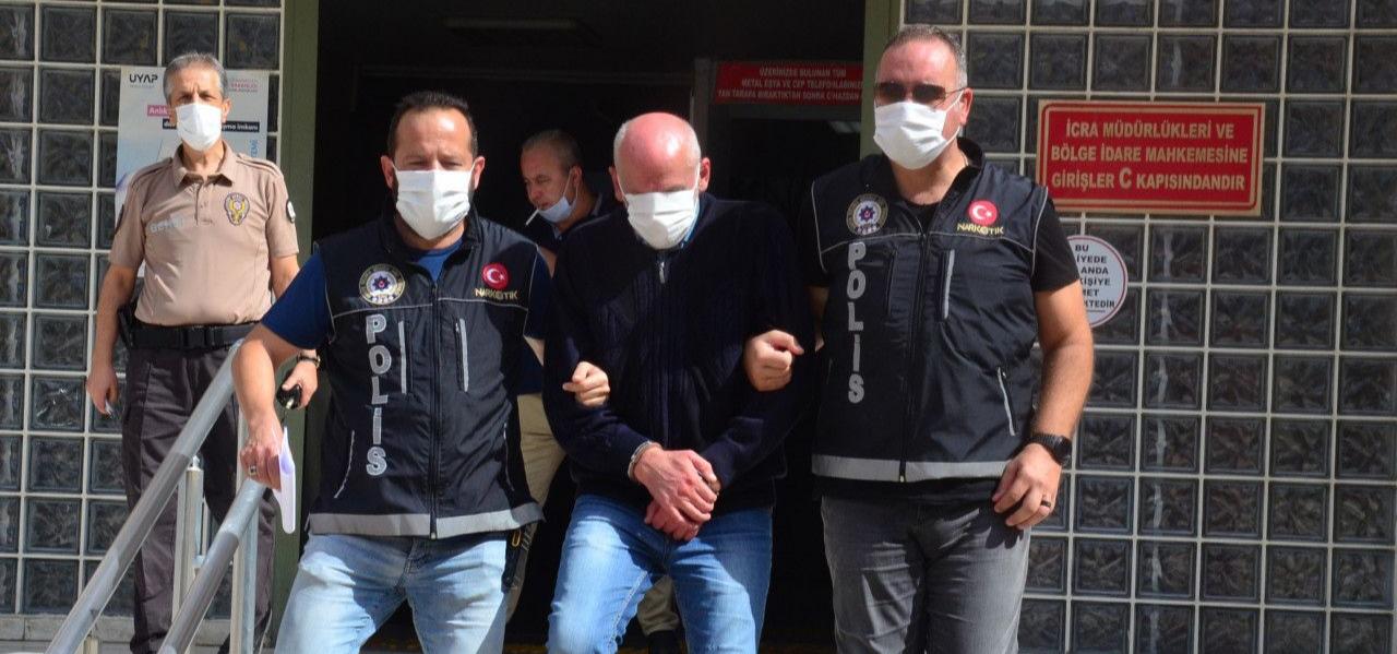 Aydın'da uyuşturucu operasyonu ! İç çamaşırında yarım kilo yakalandı
