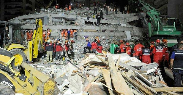 Son dakika… İzmir depreminde ölü sayısı 58'e çıktı