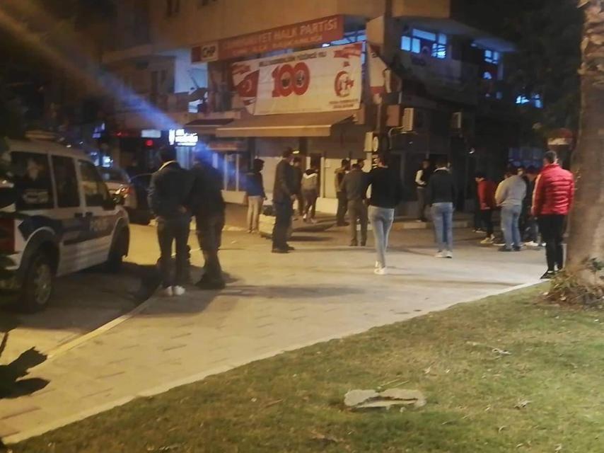AYDIN'DA SOPALI KAVGA: 4 yaralı