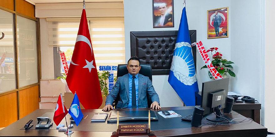 Nazilli Belediyesi'nde yeni zabıta müdürü görevine başladı