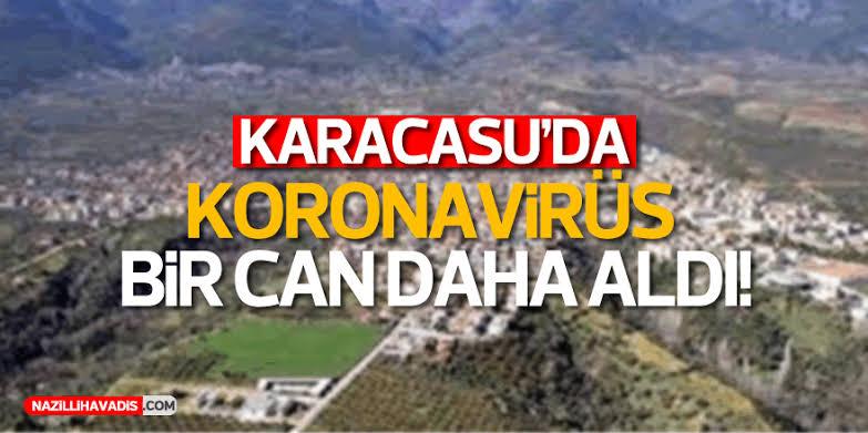 Karacasu'da koronavirüs kaynaklı ölüm sayısı 22'ye yükseldi
