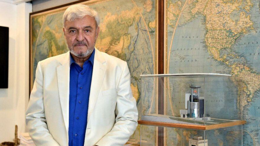 MHP'yi üzen ölüm! Ünlü mimar Ahmet Vefik Alp hayatını kaybetti