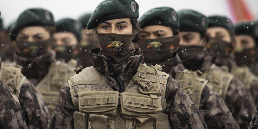 Emniyetin yiğit kadınları: Kadın Polis Özel Harekat