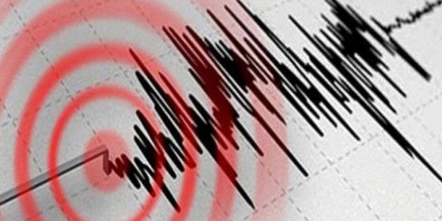 Denizli'de 4,2 büyüklüğünde deprem