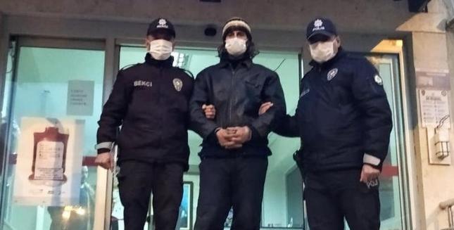 Aydın'da hırsızlık zanlısı yakalandı