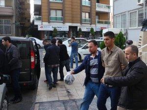 Polisten Kaçan Hırsız Kaymakamlığın Tuvaletinde Yakalandı