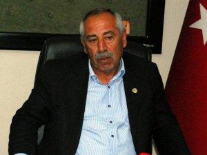 Çine Ziraat Odası Başkanı Osman Eşiyok projelerini anlattı