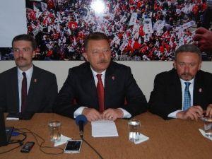 Vatan Partisi Aydın Adaylarından Bozdoğan Değerlendirmesi