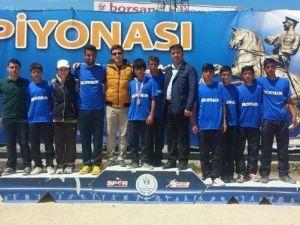 Tuşba SYDV Spor Kulübünden Büyük Başarı