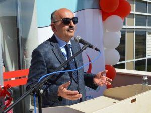Ayvalık Devlet Hastanesi'ni Sağlık Bakanı Müezzinoğlu Açtı