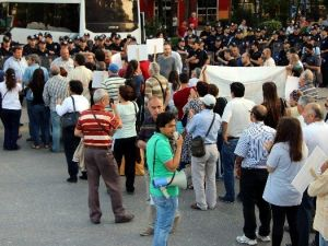 Gezi Olayları 2. Yıl Dönümünde Aydın'da Anıldı