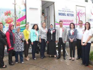 Mobil Ketem Projesi Bozdoğan'da Tanıtıldı
