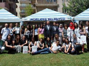 Başkan Kale, Yabancı Öğrencileri Ağırladı