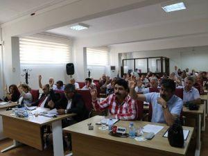 Efeler Belediye Meclisi Haziran Ayı İlk Toplantısı Yapıldı