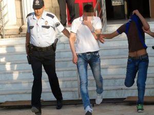 Kapkaççılar İlk Suçlarında Yakalandılar