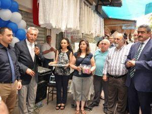 Başkan Alıcık, Demir Mali Müşavirlik'in Açılışına Katıldı