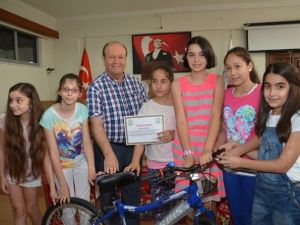 Efeler Belediyesi Doğayı Koruyanları Ödüllendirdi