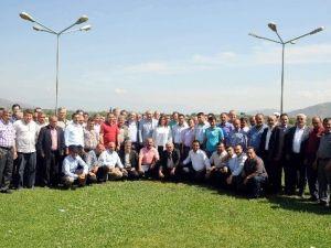 Başkan Çerçioğlu, Bozdoğan Mahalle Muhtarlarıyla Buluştu